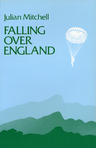 Falling Over England by Julian Mitchell published by Amber Lane Press